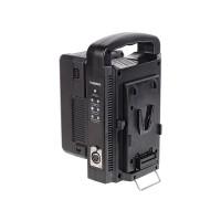 Зарядное устройство GreenBean DualCharger V3CH V-mount