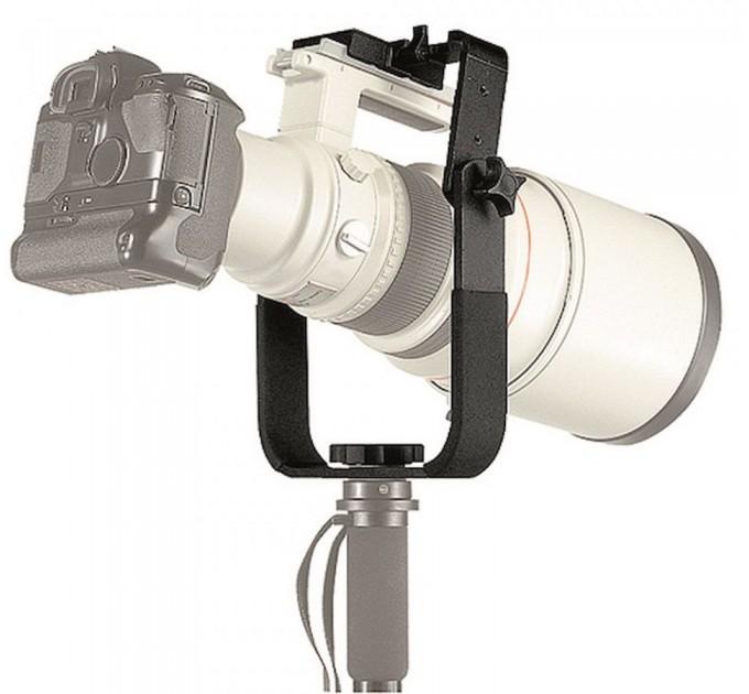 Моноподный держатель телескопических объективов