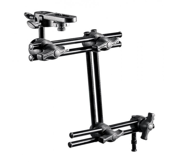Кронштейн шарнирный Double Arm, 3 секции с креплением камеры