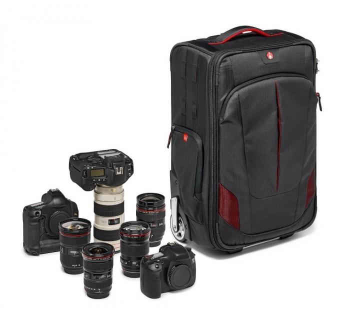 Pro Light Reloader-55 сумка на колесах для DSLR/камкордеров