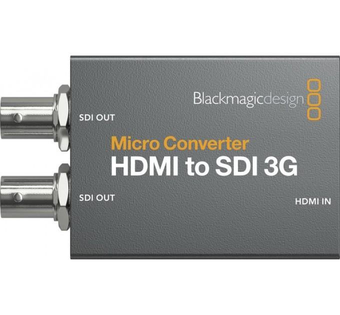 MICRO CONVERTER HDMI TO SDI 3G PSU МИКРО-КОНВЕРТЕР