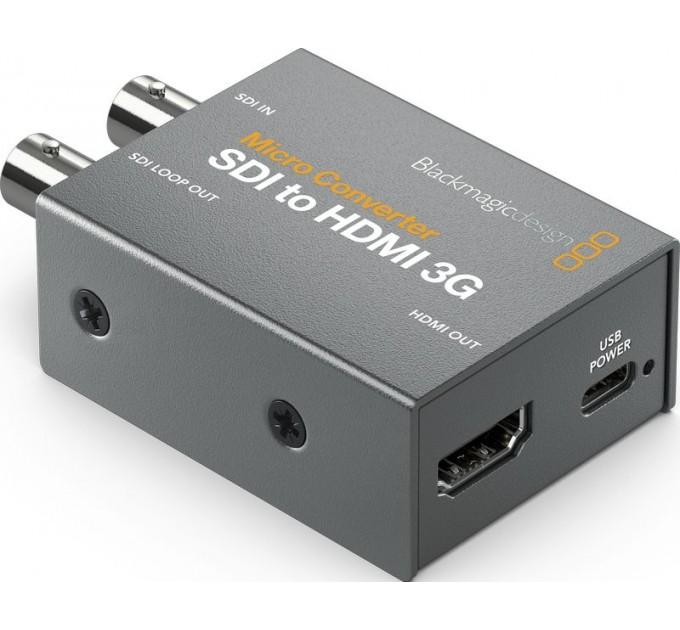 MICRO CONVERTER SDI TO HDMI 3G PSU МИКРО-КОНВЕРТЕР