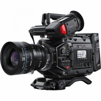 Blackmagic URSA Mini Pro 4.6K G2 кинокамера