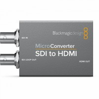 Blackmagic Micro Converter - SDI to HDMI микро конвертер