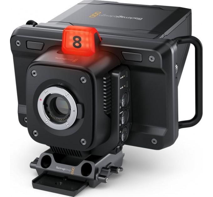Blackmagic Studio Camera 4K Pro кинокамера