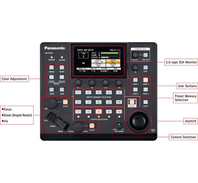 Пульт управления Panasonic AW-RP60