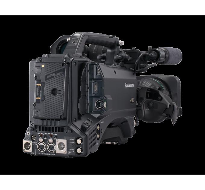 Камкодер 4k Panasonic AJ-CX4000GJ